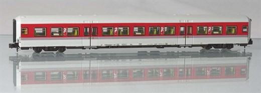 ASM 178100 - IC-Wagen 2. Klasse der Deutschen Bund