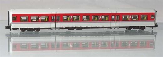 ASM 178101 - IC-Wagen 2. Klasse der Deutschen Bund