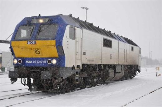 ASM 79301: Diesellokomotive DE2700-05 NOB (Wechsel