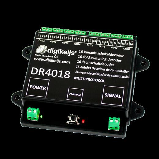 Digikeijs DR4018 - 16-channel switch decoder
