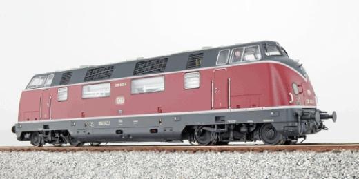 ESU 31081 - Diesellok, H0, BR V200, 220 022, altro