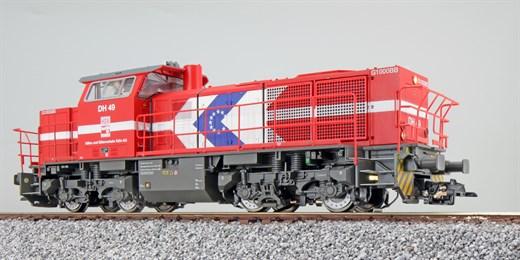 ESU 31302 - Diesellok, H0, G1000, DH 49 HGK, Verke