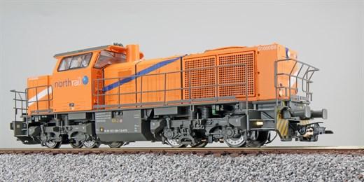 ESU 31303 - Diesellok, H0, G1000, 1271 026-7 North
