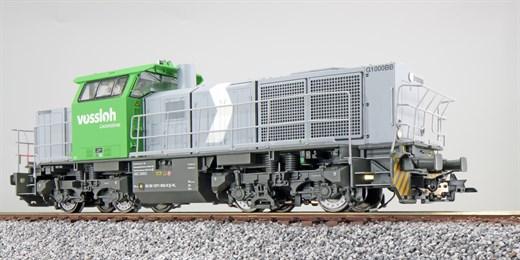 ESU 31306 - Diesellok, H0, G1000, 1271 002 Vossloh