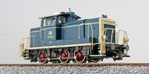 ESU 31411 - Diesellok, H0, BR V60, 260 269, Ozeanb