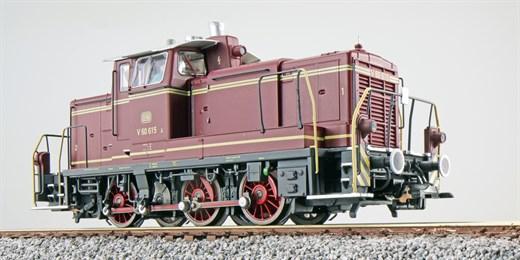 ESU 31415 - Diesellok, V60 615, altrot, Ep III, So