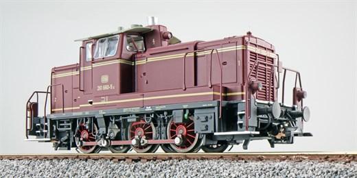 ESU 31417 - Diesellok, 261 660, altrot, DB, Ep IV,