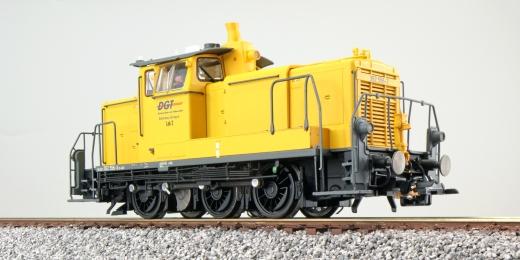ESU 31418 - Diesellok, H0, BR V60, 362 556, gelb,