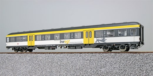 ESU 36512 - n-Wagen, H0, AB nrz 418.4, 31-34 074-0
