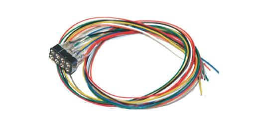 ESU 51950 - Kabelsatz mit 8-poliger Buchse nach NE