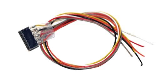 ESU 51951 - Kabelsatz mit 6-poliger Buchse nach NE