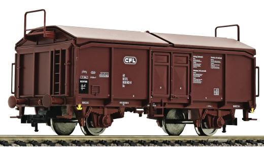 Fleischmann 533403 - Hubdachw. Tcms/Utz bn CFL