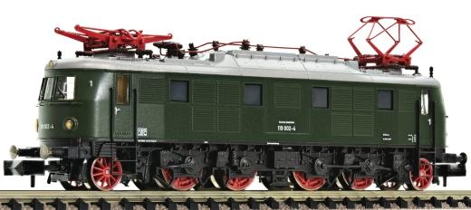 Fleischmann 731904 - E-Lok 119 002-4 grün, DB