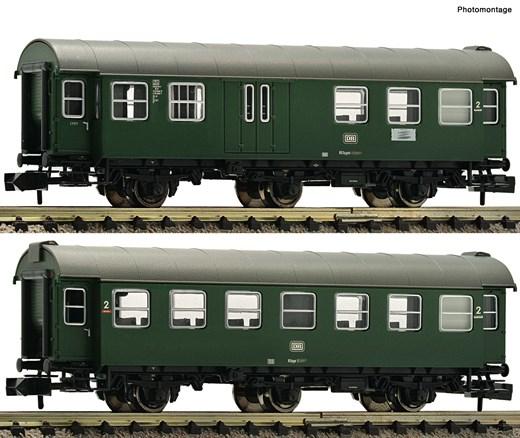 Fleischmann 809908 - 2-tlg. Set: Umbauwagen