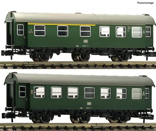 Fleischmann 809909 - 2-tlg. Set: Umbauwagen