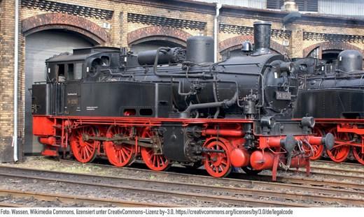 fischer-modell 21010704 - BR 74.4-13 Ep. III DR