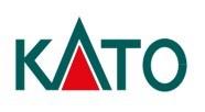 Kato 7002142 - Gleis gerade 123 mm, 2 Stück