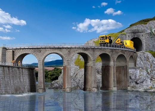 Kibri 39725 - H0 Riedberg-Viadukt m.E. e.g.