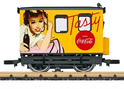 LGB 20064 - Coca-Cola® Crew Car