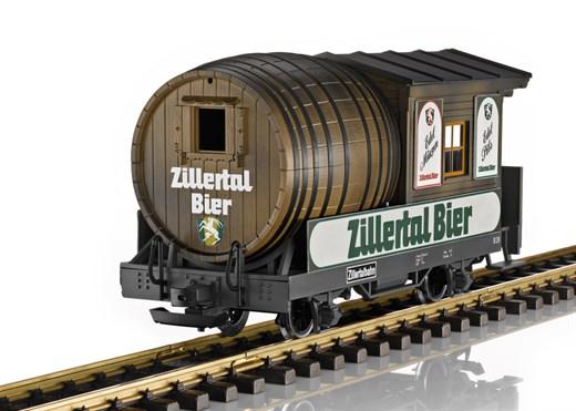 LGB 32421 - Zillertalbahn Fasslwagen