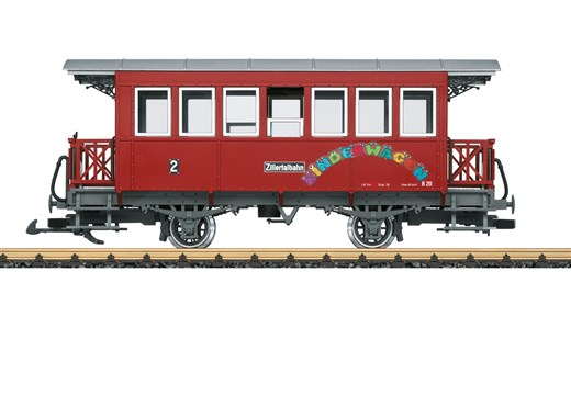 LGB 33211 - Zillertalbahn Personenwagen