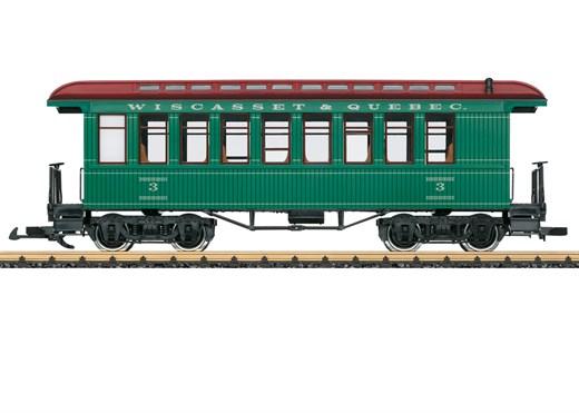 LGB 36813 - WW & FRy Personenwagen