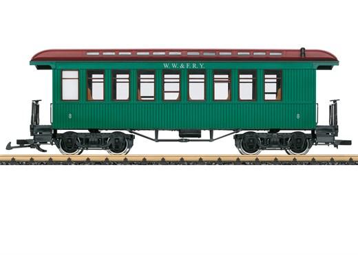 LGB 36814 - WW & FRy Personenwagen