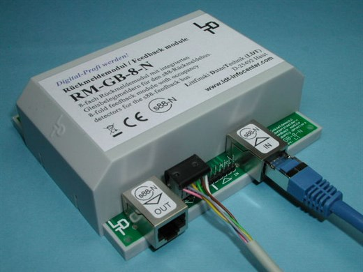 Littfinski DatenTechnik (LDT) 320101 - RM-GB-8-N-B