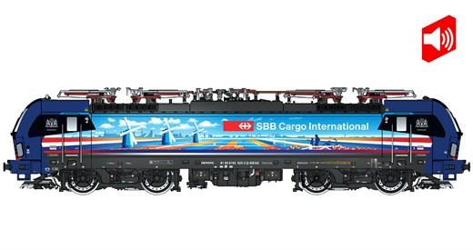 L.S. Models LS17113S - E-Lok BR 193 525 SBB Cargo