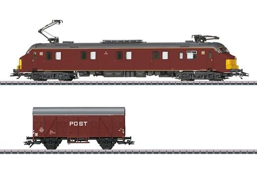 Märklin 26613 - Lok Serie mp 3000 m.Güterwage