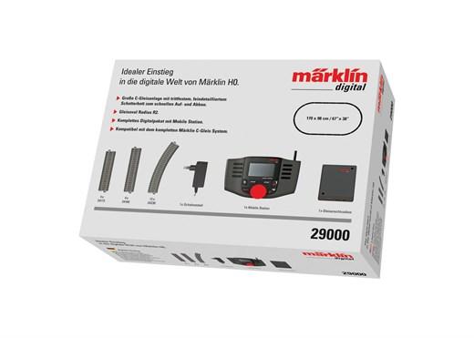 Märklin 29000 - Digital-Startpackung MS2 o.ro