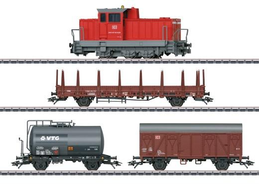 Märklin 29469 - Startpackung DHG 700+3 Wagen, DB A