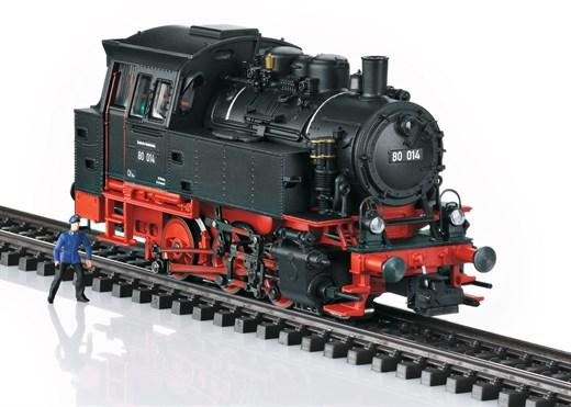 Märklin 37068 - Museums-Dampflok BR 80 014