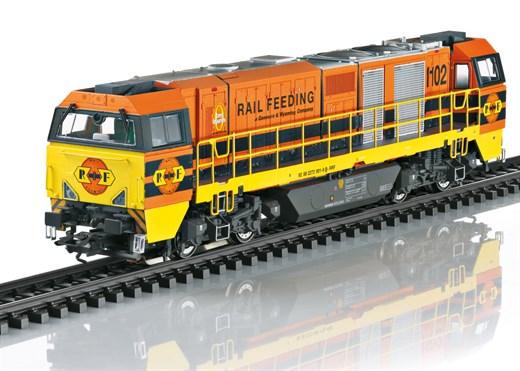 Märklin 37298 - Diesellokomotive Vossloh G 2000 BB