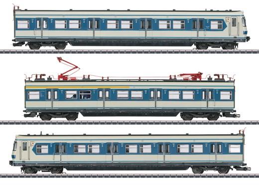 Märklin 37508 - S-Bahn Triebzug Baureihe 420