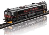 Märklin 39068 - Diesellok Class 66 RushRail