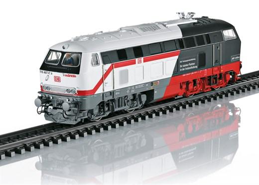 Märklin 39187 - H0 Diesellok BR 218 Cottbus