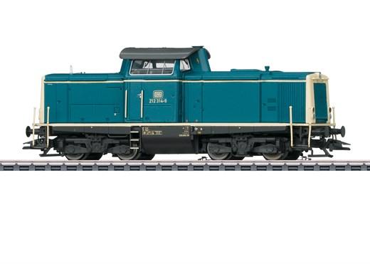 Märklin 39212 - Diesellok BR 212 DB