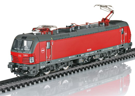 Märklin 39331 - Elektrolokomotive Baureihe EB 3200
