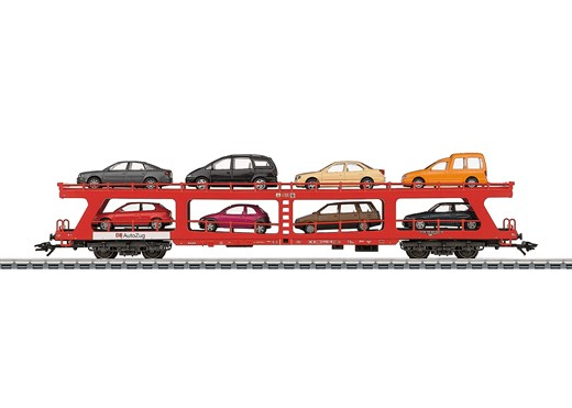 Märklin 42341 - Autotransportwagen DB AG