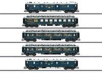 Märklin 42790 - Schnellzugwagen-Set 1 Simplon-Ori