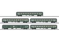 Märklin 42918 - Schnellzugwagen-Set DB