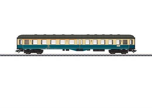Märklin 43125 - Eilzugwagen ABym(b)411 DB