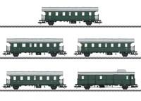 Märklin 43141 - Personenwagen-Set Donnerbüchsen