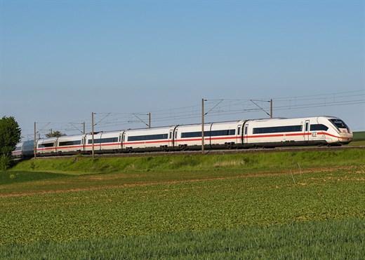 Märklin 43725 - Mittelwagen 2.Kl.zum ICE 4 DB