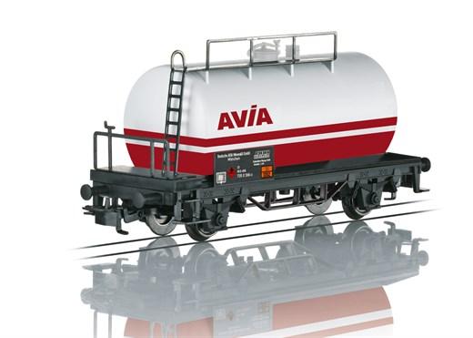 Märklin 44404 - Mineralöl-Kesselwagen AVIA