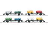 Märklin 45082 - Autotransportwagen-Set VW-Bus
