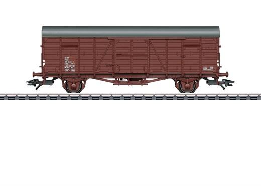 Märklin 46165 - Ged.Güterwagen Dresden SJ
