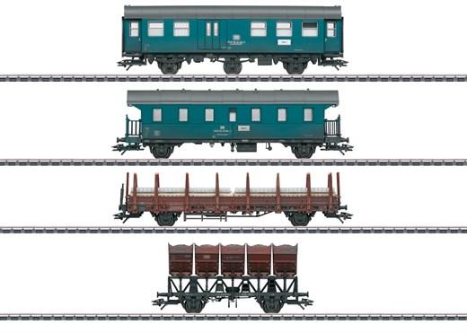 Märklin 46690 - Wagen-Set Bauzug