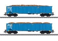 Märklin 47193 - Hochbordwagen-Set Eanos NL